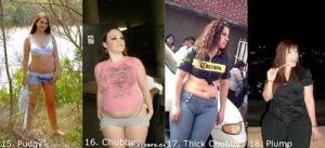 body type 5 21 Tipe Badan Wanita