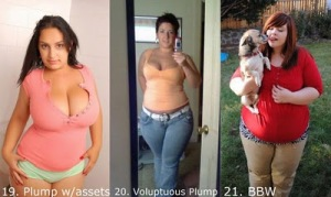 body type 6 21 Tipe Badan Wanita